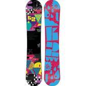 K2 Vavavoom Rocker Snowboard 143 Yellow