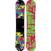 K2 Vavavoom Rocker Snowboard 152 Pink