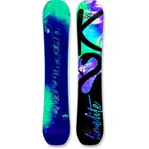K2 Women's Lime Lite Snowboard Black/Purple 146 Cm
