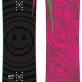 K2 WWW Rocker Snowboard 142 - Boy's