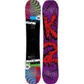 K2 WWW Rocker Snowboard Green 154