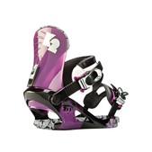 K2 Yea Yeah Snowboard Bindings Black - Women's