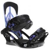 K2 Yeah Yeah Snowboard Bindings Nautica Black