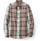 KAVU Women's Billie Jean Flannel Shirt