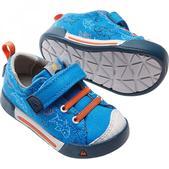 Keen Toddler's Encanto Finley Shoe Imperial Blue Sharks 4
