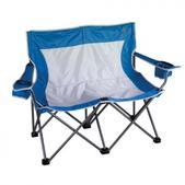 Kelty Loveseat Chair - Blue