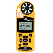 Kestrel 4500 Pocket Weather Tracker