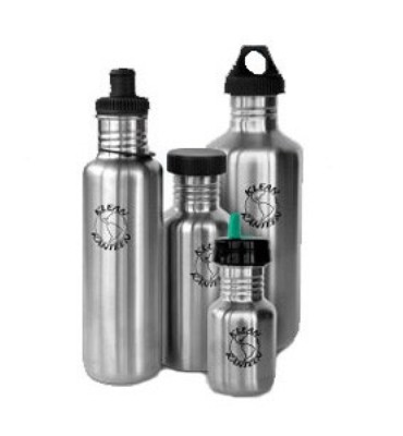 Klean Kanteen Stainless Steel Water Bottle (12, 18, 27, or 40 oz)