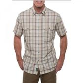 Kuhl Men's Response Short Sleeve Shirt Khaki M