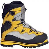 La Sportiva Spantik Mountaineering Double Boots Yellow/silver 46.5