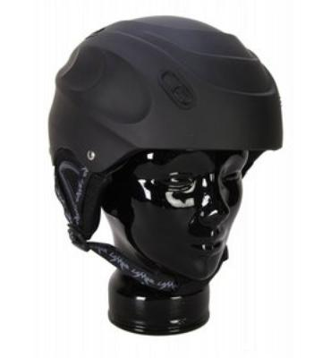 Lamar 2000 Snowboard Helmet Black