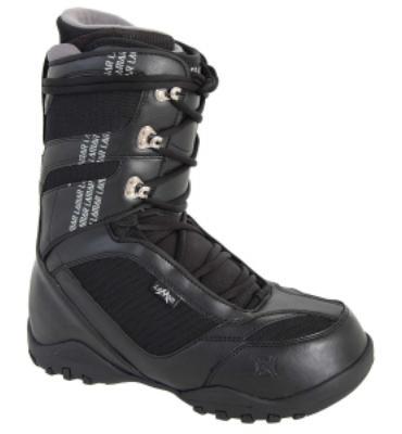Lamar Justice 2 Snowboard Boots Black