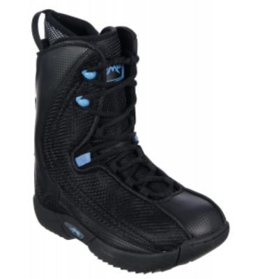 Lamar Justice Snowboard Boots Black/Sky