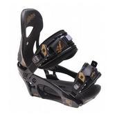 Lamar Mx250 Snowboard Bindings Black