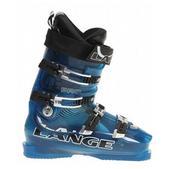 Lange Comp Pro Ski Boots Crazy Blue Trp
