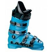 Lange World Cup Team Ski Boots Blue