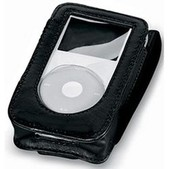 Leather MP3 Case