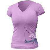 LEVEL SIX Women's Blade Stroke T-Shirt