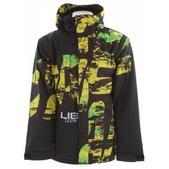 Lib Tech Re-Cycler Insulated Snowboard Jacket Skate Banana Print