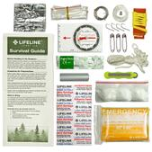 Lifeline Essential Ultralight Survival Kit 29 Pieces 4052