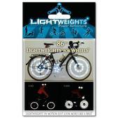 Lightweights for Wheels Power Reflectors