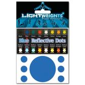 Lightweights Reflective Dots - Assorted Colors