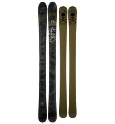 Line Influence 105 Skis