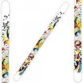LINE Snow Angel Alpine Skis (Kid's)