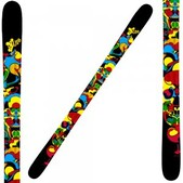 LINE Super Hero Alpine Skis (Kid's)