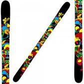 LINE Super Hero Alpine Skis (Kid's)