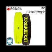 Liquid Force Classic LTD Wakeboard with Divide Boots (201415)