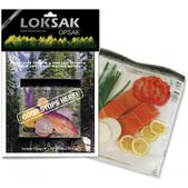 "LOKSAK OPSak Odor-Proof Barrier Bags - 10"" x 9"""