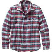 Long-Sleeved Buckshot Shirt Mens