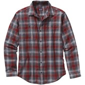 Long-Sleeved Pima Cotton Shirt (Men's)