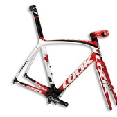Look Cycle 695 Premium Canada Flag Frameset - 2013