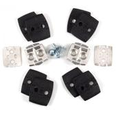 Look Quartz Cleats - 15 degree