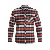 Lotted L/S Woven