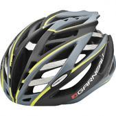 Louis Garneau Diamond II Road Helmet Size M Color Black/Yellow