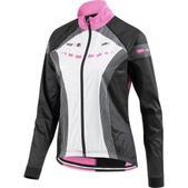 Louis Garneau Glaze 2 Long Sleeve Cycling Jersey - Women's Size S Color Black/Pink/White