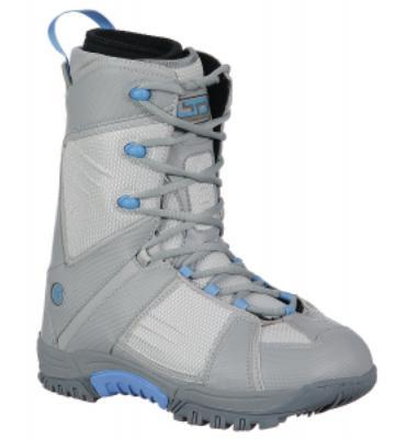 LTD Focus Snowboard Boots Grey/Sky
