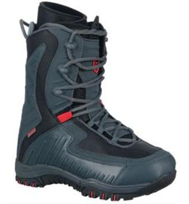 LTD Lyric Snowboard Boots Grey/Black