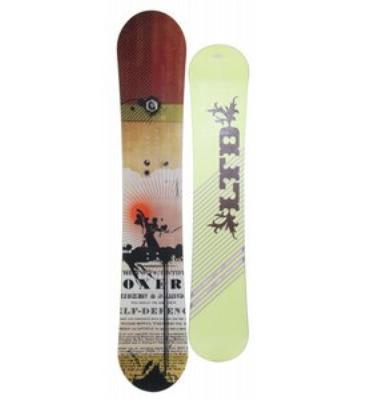 LTD Sinister Snowboard 150