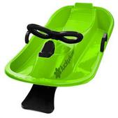 Lucky Bums Kids Snow Plastic Racer Sled
