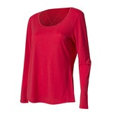Lucy Long Sleeve Workout Tee - Women's