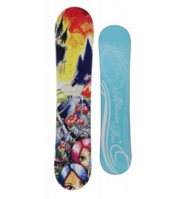 M3 Faerie Snowboard 110