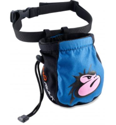 Mad Rock Mad Face Chalk Bag - Kids'