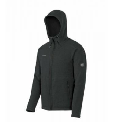 Mammut Men's Polar Hooded Midlayer Jacket