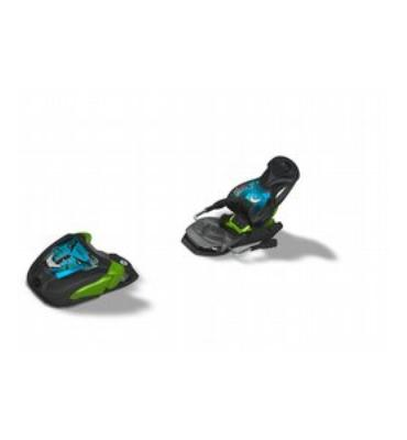 Marker M7.0 Free Ski Bindings Black/Anthracite/Green
