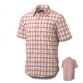 Marmot Northside Short Sleeve Shirt - M Warm Spice