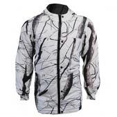 Master  Sportsman Men`s Sherbrooke Reversible Camo Rain Jacket (SHERBROOKE / SNOW CAMO, L)